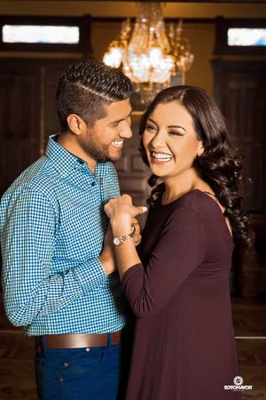 28052017 Mariano Emanuel Medina Aguilera e Iveth Moreno Amancio se casarán el próximo 9 de junio. - Erick Sotomayor Fotografía