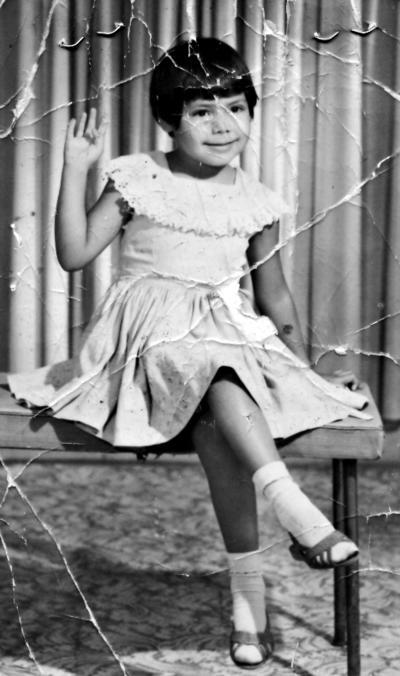 28052017 Patricia Álvarez Chairez (f), en 1969.