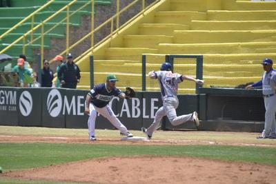 Los lanzamientos de la victoria fueron obra de Rodolfo Aguirre.