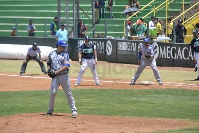 El descalabro se lo llevó Esmelvin Jiménez, en labor de 4.0 entradas con cinco hits, tres carreras, cinco bases por bolas y un ponche.