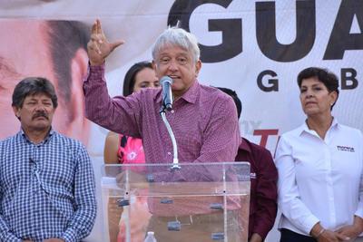 Al final volvió a agradecer el recibimiento y solicitó que la gente salga a votar el próximo domingo 4 de junio por los candidatos de Morena.