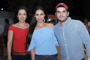 30052017 Betzabé, Laura y Ernesto.