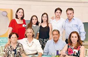 31052017 Adriana, Natalia, Ana Paula, Jacobo, Jacobo, Enriqueta, Ma. Eugenia, Jesús y Rocío.