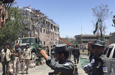 Ningún grupo armado ha reivindicado todavía la autoría del atentado.