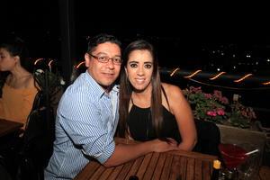 Erick y Fabiola.