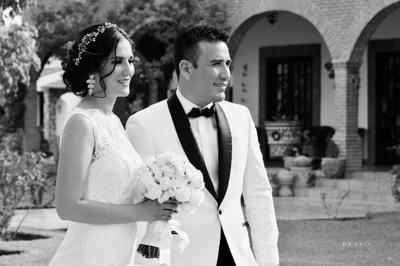 18062017 ENLACE NUPCIAL. El pasado 27 de mayo se unieron en matrimonio Melany Quintana Vázquez e Ignacio López Pecina y lo celebraron con una linda recepción en la Ex Hacienda los Ángeles. Bravo Fotografía.