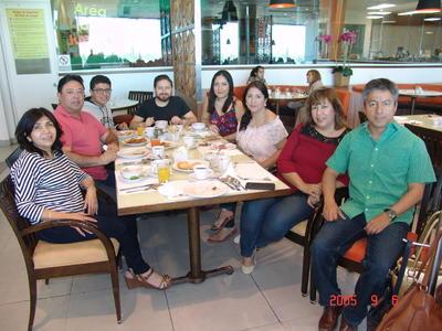 01062017 Linda, Max, César, Max, Daniela, Lore, Lorena y Miguel.