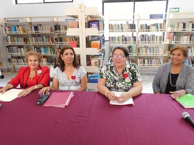 01062017 Irma Leyva Ramos, Blanca Domínguez, Marylola Vázquez Álvarez y Adela Esparza Originales.