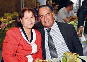01062017 EN PAREJA.  Leticia y José Alberto.