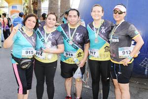 02062017 María Eugenia, Eugenia, Carlos, Sayra y Diana.