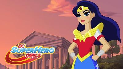 La adaptación más reciente, hasta la aparición de la Wonder Woman de Gal Gadot en Batman v Superman: El amanecer de la Justicia, es DC Super Hero Girls. Una webserie en la que Wonder Woman se une a otras superheroínas como Batgirl y Supergirl en el instituto Super Hero High, donde Amanda Waller les enseña a controlar sus poderes mientras atraviesan por los incómodos momentos de la adolescencia.