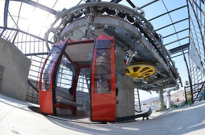 El Teleférico funcionará con energía eléctrica y tendrá un sistema de combustión interna para utilizarse cuándo ésta falle.