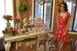 03062017 Anabel Espino contraerá matrimonio con su novio, Edgar Arturo Reyes González.