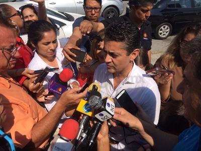 Mery es candidato a la presidencia de Torreón.