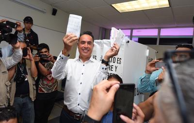 Se vive intensa jornada electoral en Coahuila