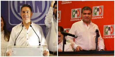 En el corte de las 10:00 am del Programa de Resultados Electorales Preliminares (PREP) y con el 85.52% de las casillas procesadas, Riquelme cuenta con un 38.31 % de los votos, mientras que Anaya con un 36.81 %. Representaría una diferencia de 13,253 votos.