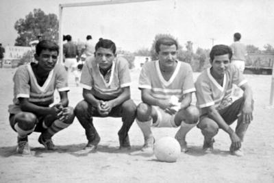 04062017 Manuel, Héctor, Ismael y Luis López Ramírez.