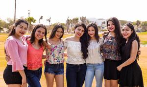 04062017 Gretel, Susana, Dayana, Frida, Marisol, Karla y Jenny.