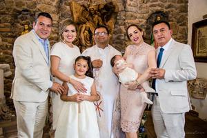 04062017 Rigel, Wendy, Hannia, Pdre. Pedro, Karla, Rigelito y Adrián.