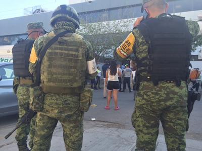 Finalmente el oficial a cargo del Plan DN-III perteneciente al Mando Especial de La Laguna, informó a los medios de comunicación ahí presentes que en compañía del personal del Cuerpo de Bomberos detectaron la fuga que fue controlada.