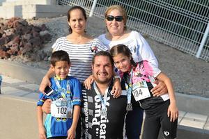 06062017 Wendy, Gus, Gabriel, Armando y Toñito.