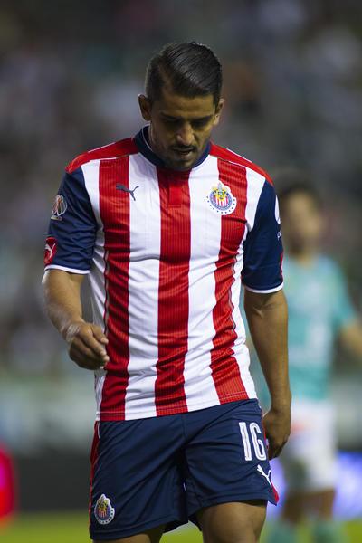 Miguel Ponce dejará las Chivas para llegar al Necaxa.