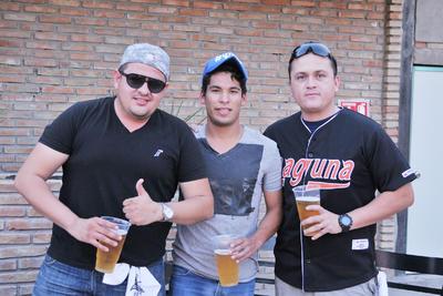 08062017 Felipe, Antonio y Quique.