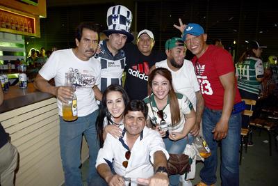 08062017 Luis, Israel, Omar, Juan José, Rey, Ana y Cynthia.