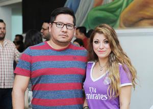 08062017 Sergio y Georgina.