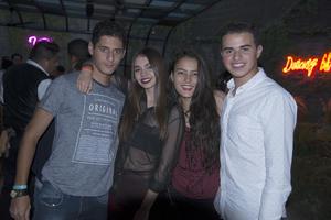09062017 Benito, JuliÁn, Berny, Ángel, Gabriel y Chema.