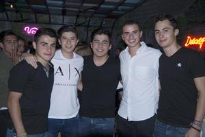 09062017 Ernesto, Luis, Mauricio, Flavio y Jerry.