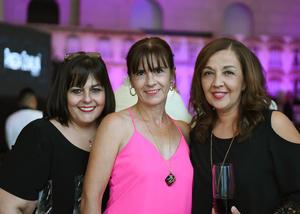 Gabriela, Lety y Bibiana