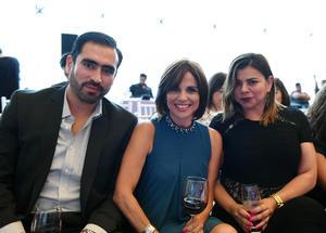Gerardo, Nena y Marcela