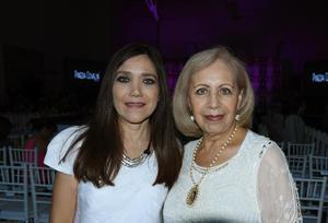 Marcela y Yolanda Pedroza