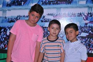 10062017 Daniel, José Luis y José Roberto.