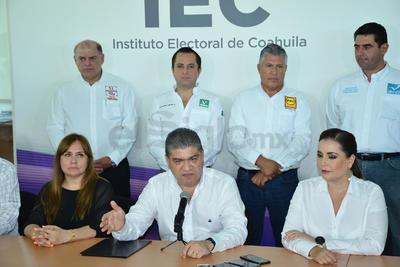 Miguel Riquelme dijo que respetará la batalla legal de sus adversarios.