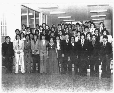 11062017 Graduados vocacional técnicos, plan semestral, semestre 1975 ITRL 13.