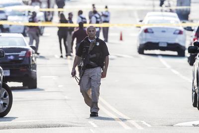 El atacante se encuentra en custodia de la policía, según medios locales.