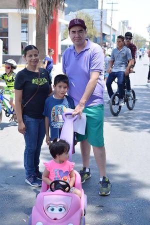 14062017 Claudia, Guillermo, Emilio y Mariel.