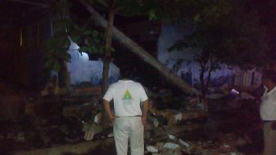 En redes sociales, Protección Civil Chiapas reportó que realizaban las revisiones.