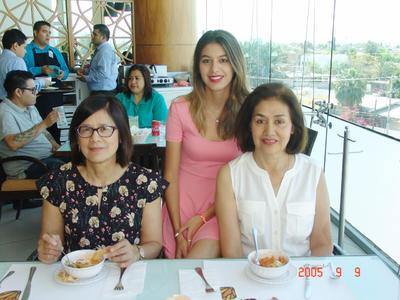 15062017 Sofía, Silvia y Sonia.