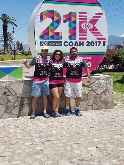 15062017 En la 21K Coahuila.
