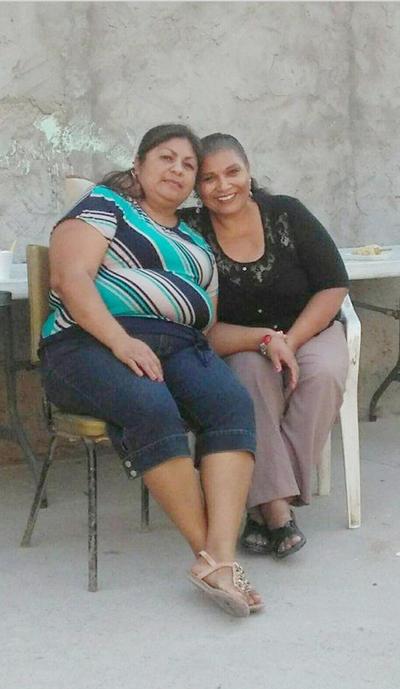 15062017 Las hermanas Isabel y María Concepción Pérez.
