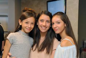 15062017 Ángela, Dora y Mariana.