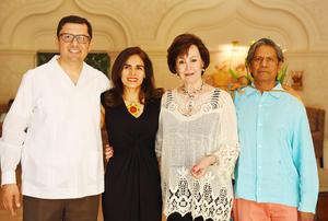 16062017 Josie, Yeye y Gustavo.