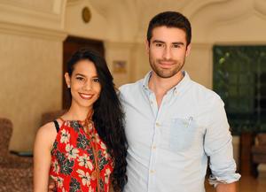 16062017 Samantha y Alejandro.