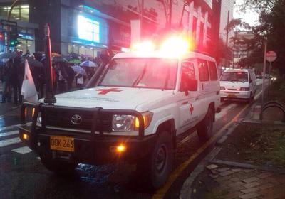 Previamente el alcalde de Bogotá, Enrique Peñalosa, había informado de que una extranjera también perdió la vida a consecuencia del ataque, cuya autoría aún no ha sido determinada.