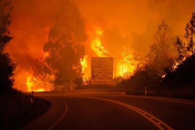 El incendio es la mayor tragedia de estas características que se ha vivido en el país en los últimos años.