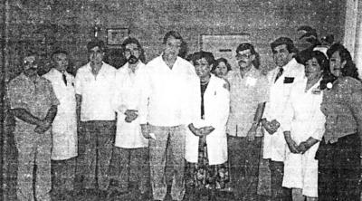 18062017 Lic. Ricardo García Sáenz, director general del IMSS, en gira de trabajo por Piedras Negras, Coahuila, acompañado de la Dra. Ma. del Carmen Maqueo, Dr. Juan Escandón, Dr. Ramón Soto Torres, Dr. W. Moguel, D. Vega, Lic. Mtz. y Lic. Ramos, hace algunos años.