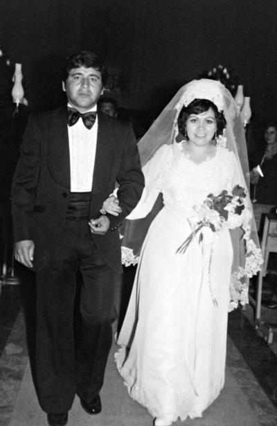 18062017 Pedro Rivera Mancha y Rosa Ma. González Rangel el 14 de mayo cumplieron 40 años de casados.